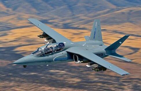 美空軍挑選新輕型攻擊機