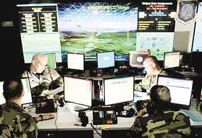 美軍網絡司令部升級 網絡戰不再是未來概念