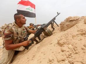 """伊拉克發起收復""""伊斯蘭國""""最後主要據點的軍事行動"""