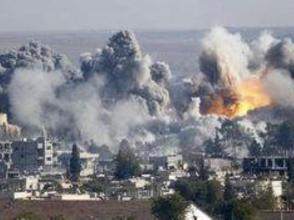 俄空天部隊在敘利亞殲滅200多名極端分子