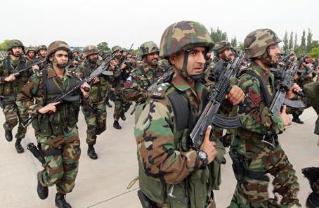 """巴基斯坦軍方説""""開伯爾-4""""反恐行動取得成果"""