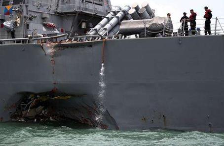 美海軍艦隊在全球范圍暫停行動