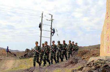 全軍邊防部隊電網建設取得突破性進展