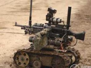 機器人會改變戰爭形態嗎