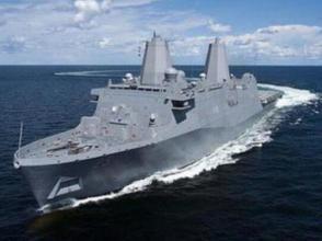 新聞分析:美加緊打造新一代兩棲艦隊