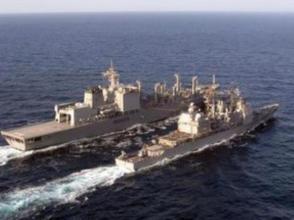 新聞分析:日自衛隊常為美軍艦加油意圖何在
