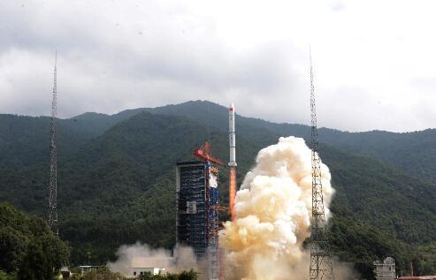我國成功發射遙感三十號01組衛星