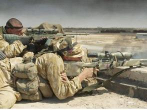 揭秘英軍2名狙擊手在刑場解救8人:擊斃15名IS