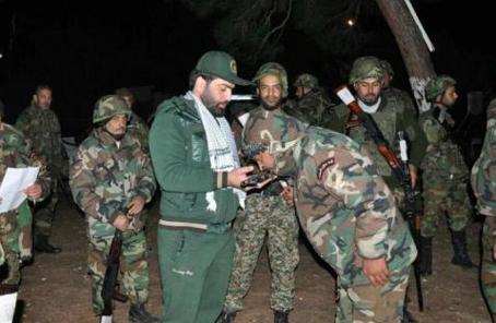 """伊朗""""遠徵軍""""司令在敘陣亡:指揮""""志願軍""""在敘伊作戰"""
