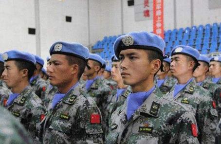 聯黎司令稱讚中國赴黎維和醫院