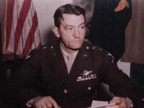 陳納德將軍飛行學校于美國休斯敦落成