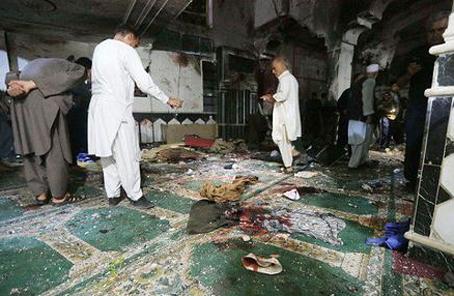 阿富汗兩座清真寺遭襲致49人喪生