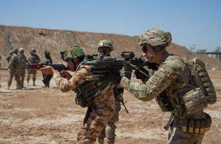 伊拉克軍方證實與庫區武裝發生衝突
