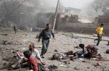 聯合國秘書長譴責阿富汗自殺式爆炸襲擊