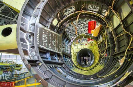 91年歷史!看傳奇老廠如何組裝蘇-35S