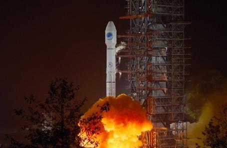我國成功發射兩顆北鬥三號組網衛星