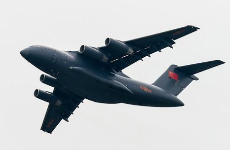 英媒稱運20已批量交付中國空軍 滿足戰略空運需1000架