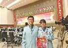鄧清明女兒鄧滿琪:20年備戰,您是我心中最亮星辰