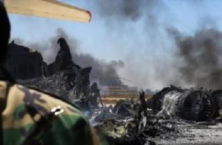 利比亞首都機場附近發生武裝衝突 已致89人傷亡