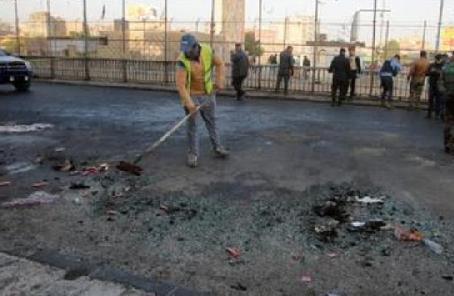 聯合國秘書長譴責巴格達自殺式爆炸襲擊事件
