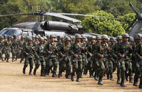 外媒稱美國或在泰國重設軍事基地