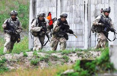 流彈亂飛 駐韓美軍暫停射擊訓練
