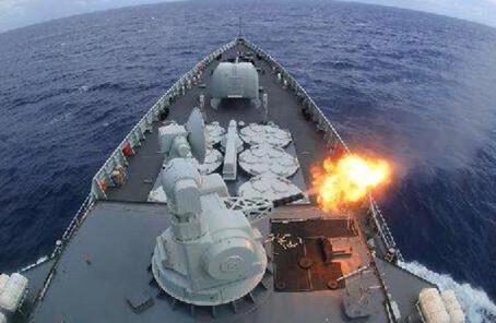 中國海軍第二十七批護航編隊訪問突尼斯