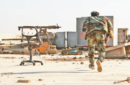 美國試圖在敘利亞保持長期軍事存在