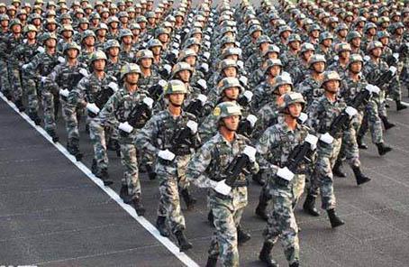 中国提高国防预算,不必大惊小怪