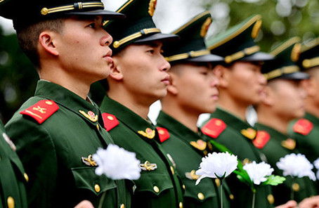 清明节,不要忘了那群为国牺牲的人