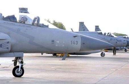外媒:中国新雷达助巴枭龙战机战力大幅跃升
