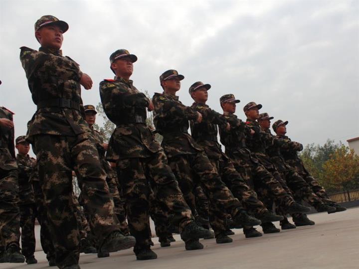 新兵阿斯哈尔·努尔太:报答国家的培养和教育