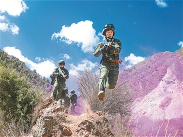 武警西藏总队昌都支队:锻造新时代的雪域勇士