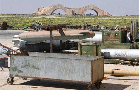 叙空军基地遭导弹袭击 美官员:不是美军干的