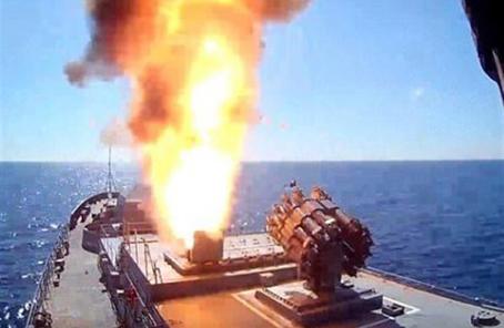 俄军将为海陆空三栖部队配备巡航导弹