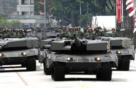 美媒揭秘新加坡如何拥有东南亚最强海空军