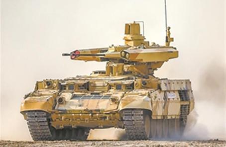 """""""雌性""""坦克重返沙場"""