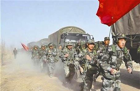 四川省民兵應急力量實現全域覆蓋專業編組
