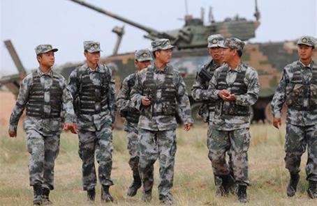 信息時代陸軍戰術新演變