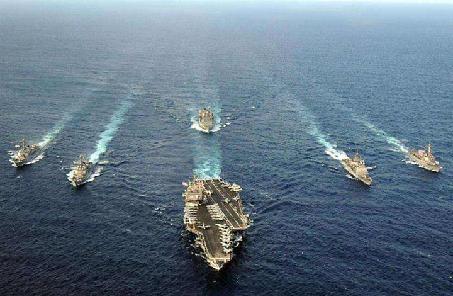 美國海軍為何要重建第二艦隊