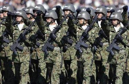 日本自衛隊加速構建聯合作戰指揮體制