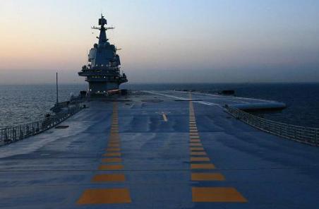 專家:中國第3艘航母或近在咫尺 至少需要6艘