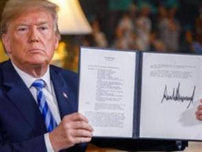 美國對伊朗新政策孤掌難鳴