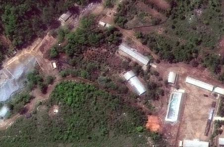 韓外交部:廢棄豐溪裏核試驗場是無核化第一步