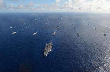 國防部就美方取消邀請中方參加環太軍演發表談話