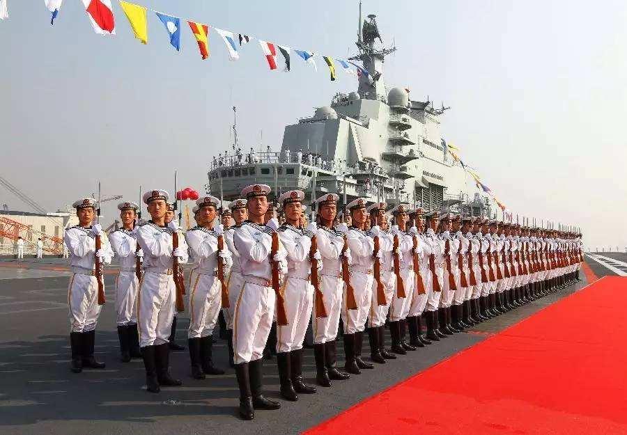 向海圖強譜新篇——人民海軍加快轉型建設紀實