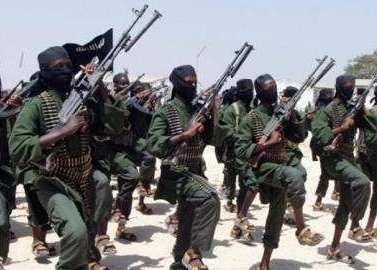 """美軍空襲打死10名索馬裏""""青年黨""""武裝分子"""