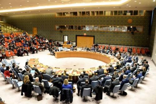 安理會通過決議譴責將饑餓作為戰爭手段