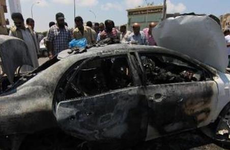 利比亞班加西發生汽車炸彈襲擊 致7人死20人受傷