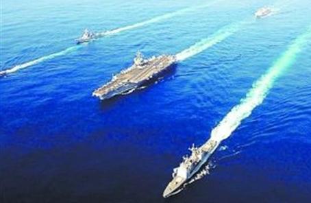 辽宁舰航母编队已经初步形成体系作战能力